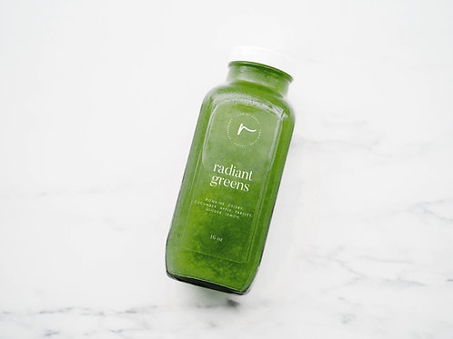 One Day Radiant Glow Juice Cleanse