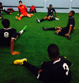 New Haven Organization Helps Immigrants & Refugees through Soccer