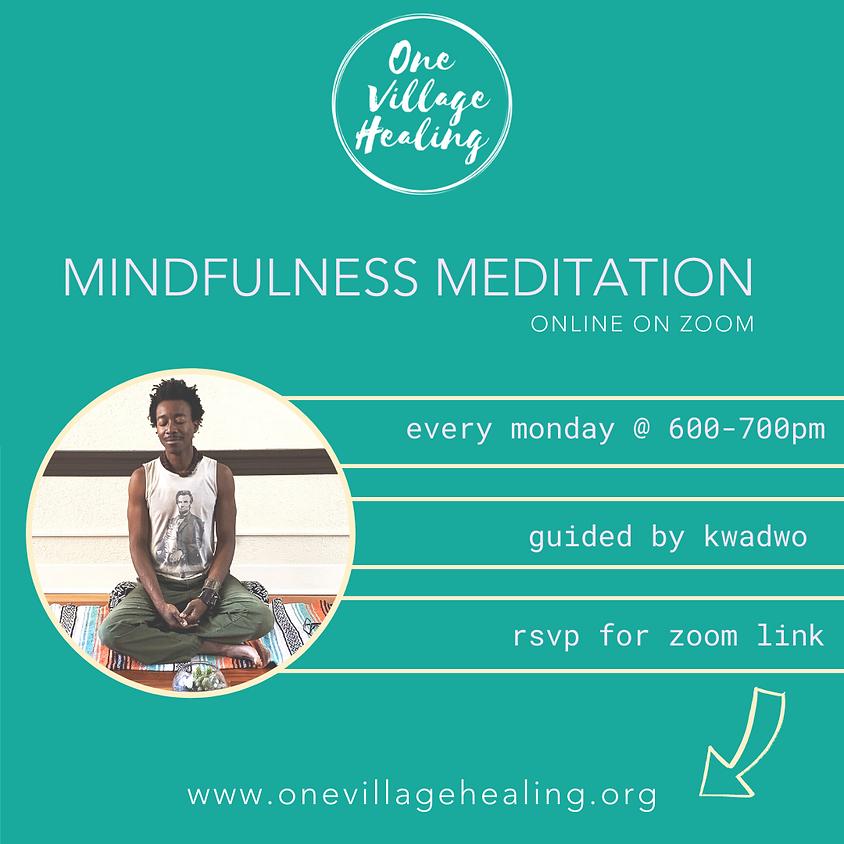 Guided Meditation Mondays