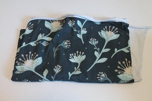 Testdruck Blumen Lova 1m x VB Jersey
