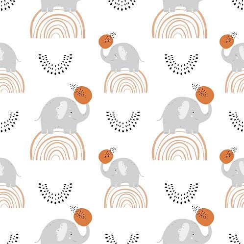 Elefantenregenbogen