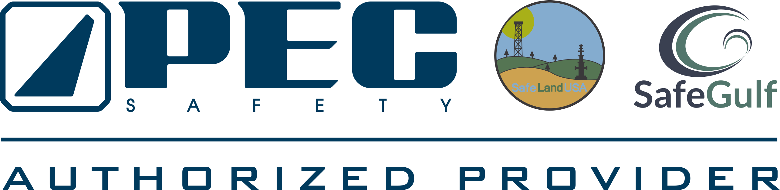 PEC SafeGulf SafeLandUSA Authorized Provider