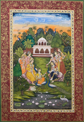 Month of Monsoon