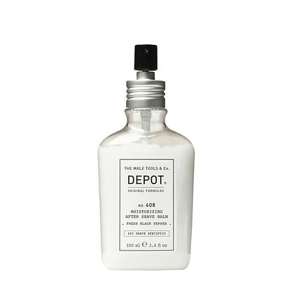 Depot 408. MOISTURISING AFTER SHAVE BALM 100ml