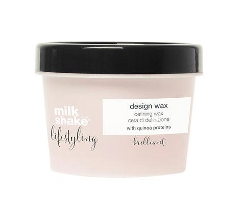 milk_shake Lifestyling design wax