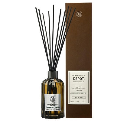 Depot 903. FRAGRANCE DIFFUSER_FRESH PEPPER 200ML