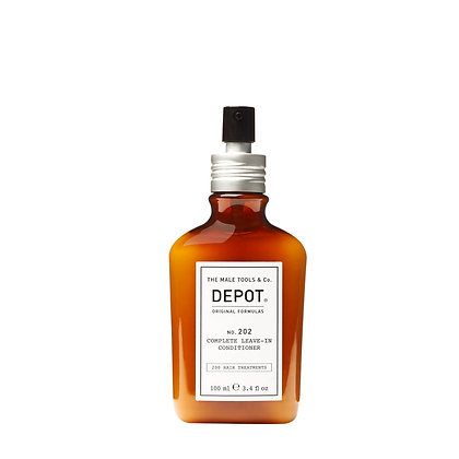 Depot 202. COMPLETE LEAVE-IN CONDITIONER 100ml