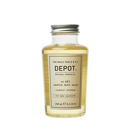 Depot 601. BODY WASH _ CLASSIC COLOGNE 250ML