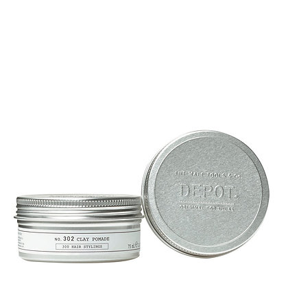 Depot 302. CLAY POMADE 75ML