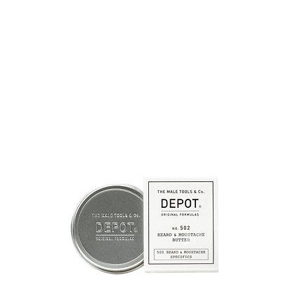 Depot 502. BEARD & MOUSTACHE BUTTER 30ml