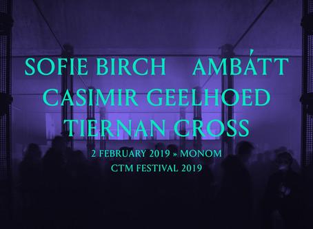 CTM festival 2019