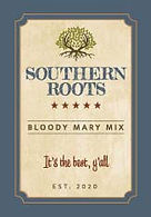 Southern Roots Bloody Mary Mix Sticker 2