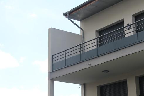 Extérieur - Dernier étage