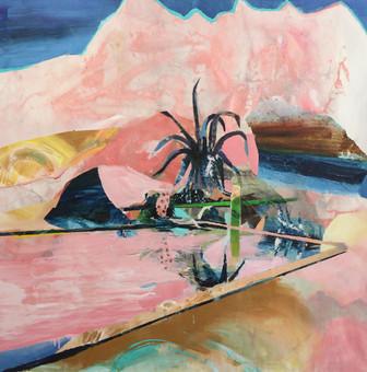 lucie jindrak skrivankova - obraz pink m