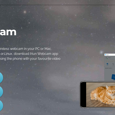 HOW TO CONNECT YOUR MOBILE PHONE WITH PC AS A WEBCAM