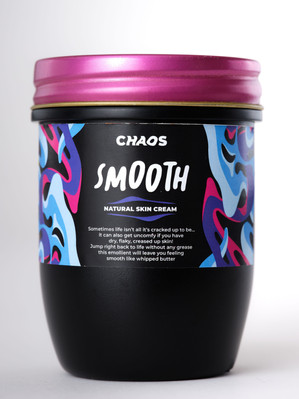 Label Text for CHAOS Smooth Skin Cream