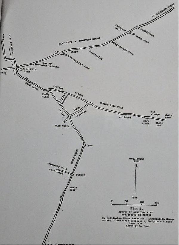 Mawstone Mine Alport