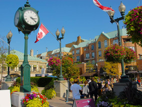 Oakville Town Square Re-Development