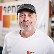 Martin Flückiger, Plattenleger EFZ