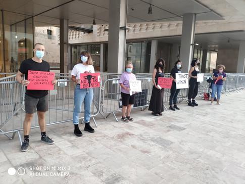 Safe Abortion Day 2020 Malta