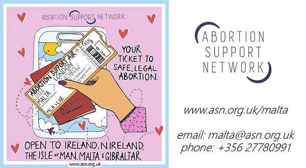 Abortion Support Network Malta