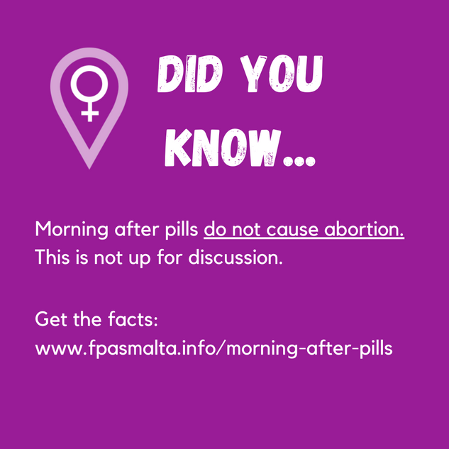 Morning after pill does not cause aborti