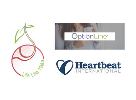 The anti-choice organisation behind Life Line Malta's website