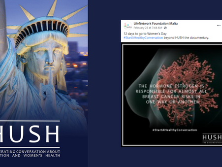 Hush: The Documentary - more anti-abortion pseudoscience