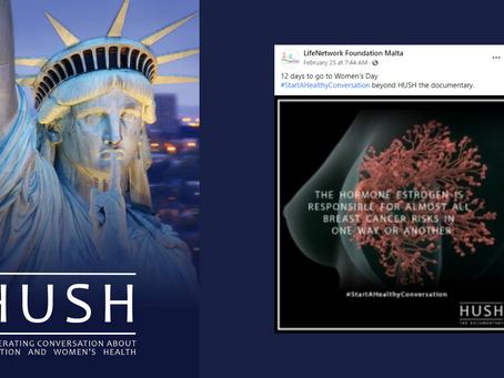 Hush: The Documentary - more anti-abortion pseudoscience