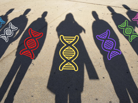 We are not our DNA
