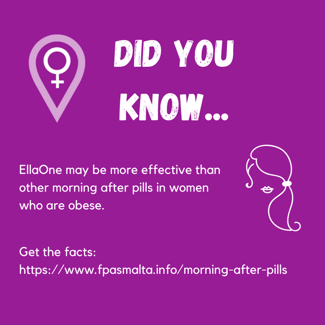 EllaOne is the better morning after pill