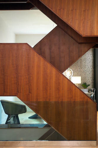 Midcentury Staircase