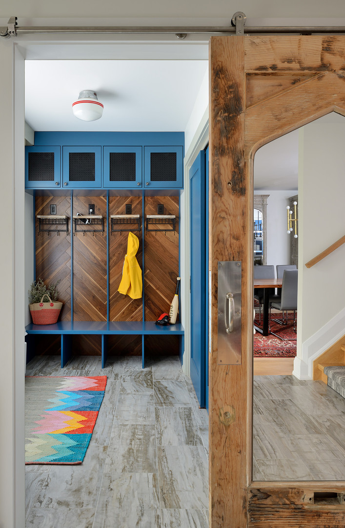 Mudroom Whimsy