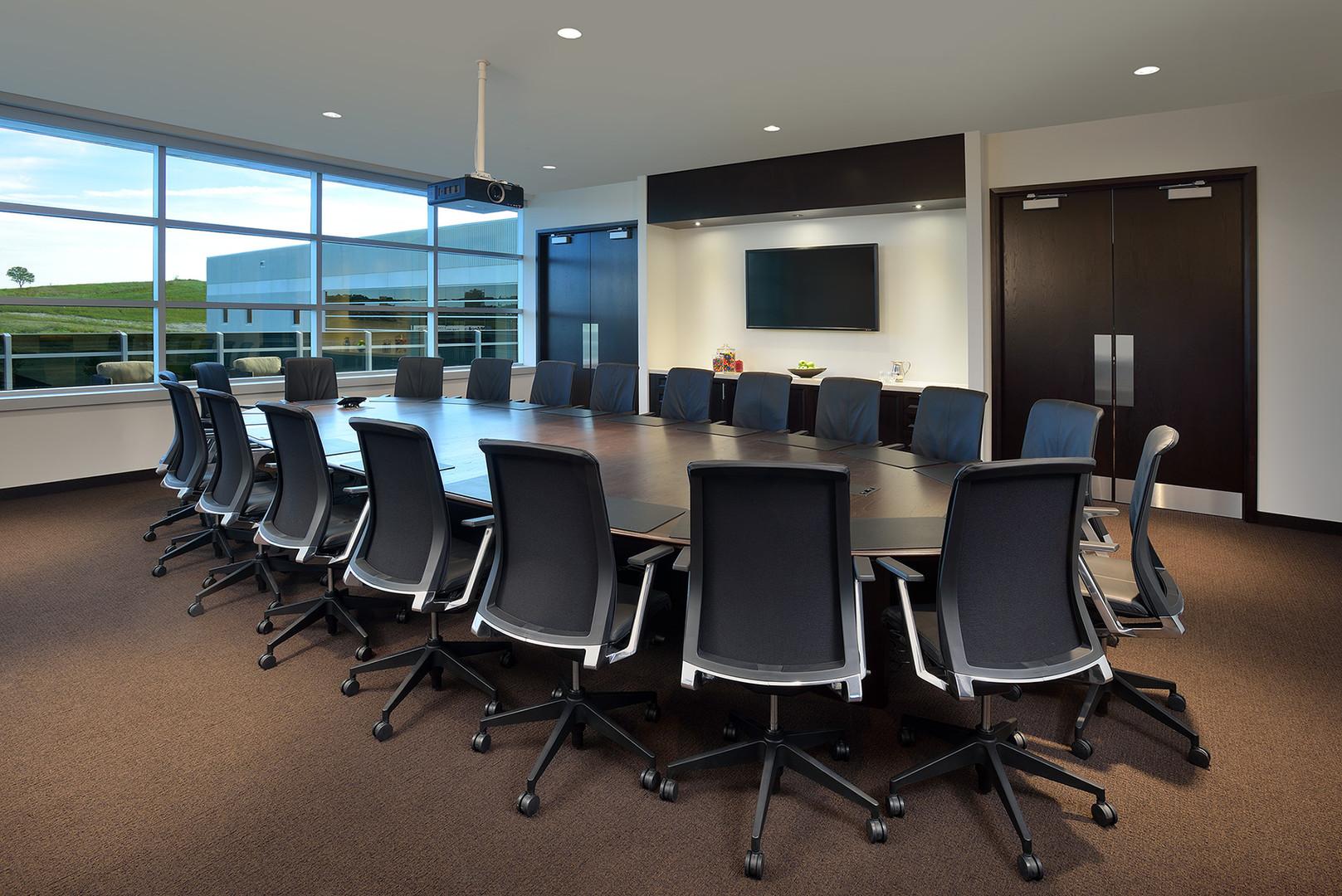 Luxury Boardroom