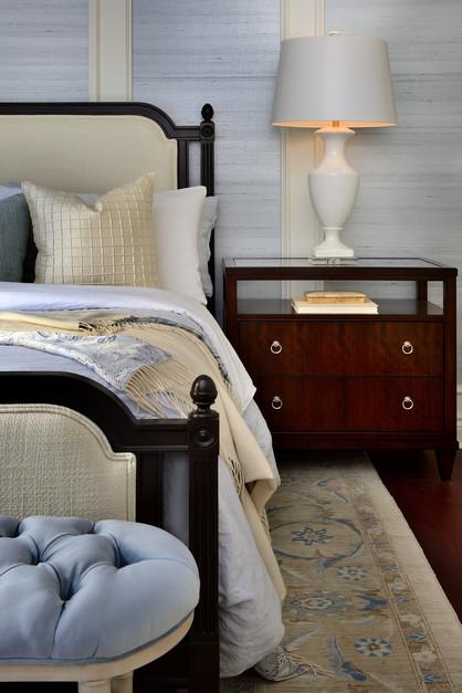 Condo Bedroom Elegance