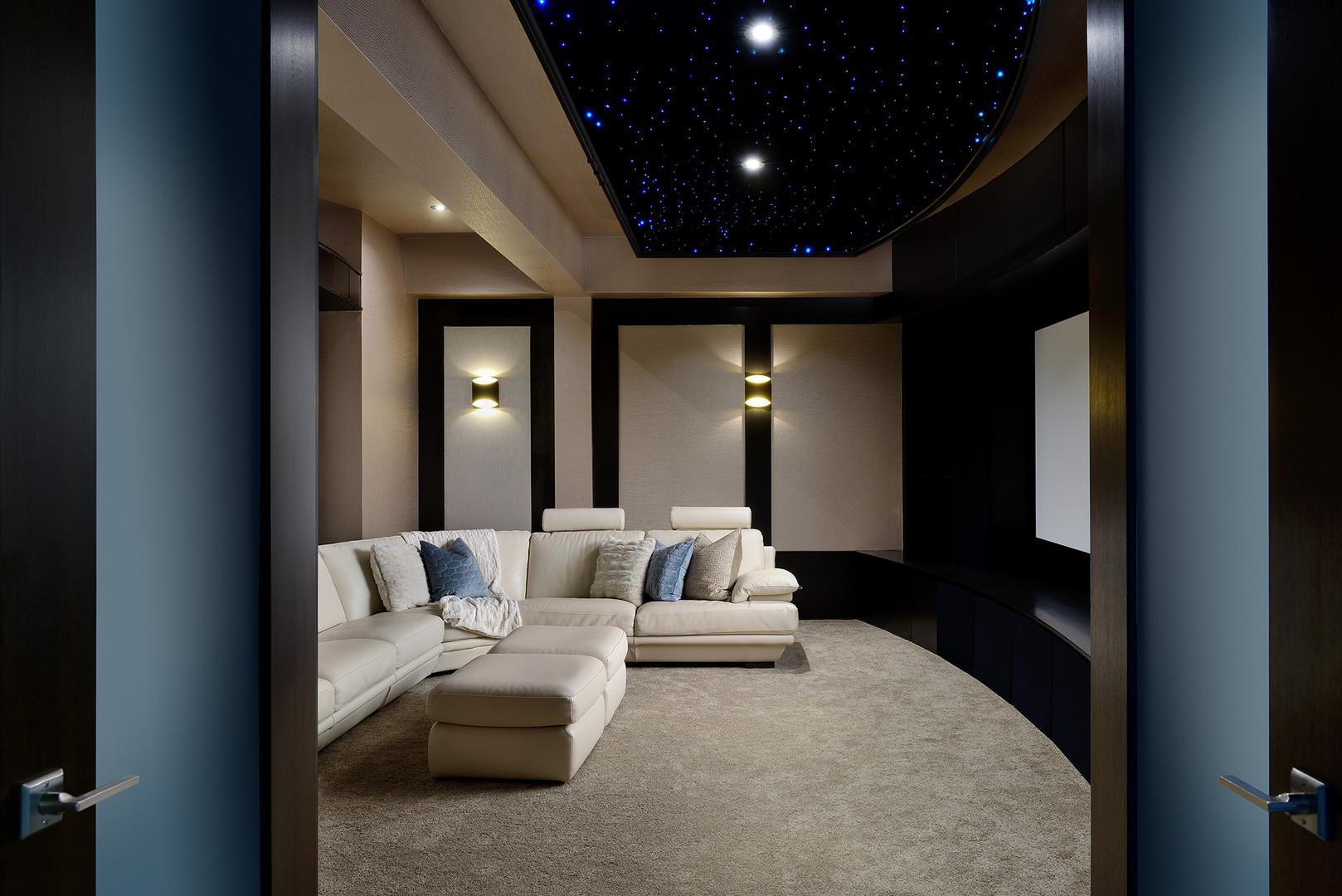 Dreamy Home Theatre