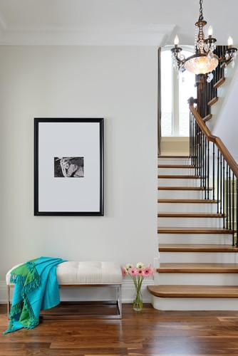 Olde World Elegant Staircase
