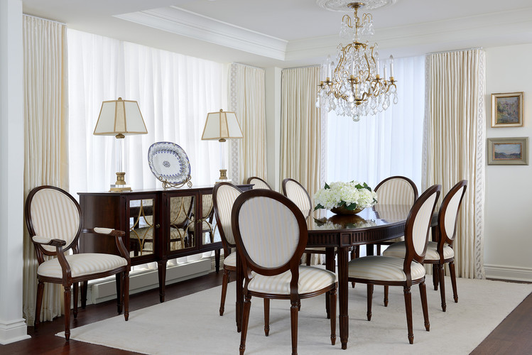 Andrew Pike Dining Room