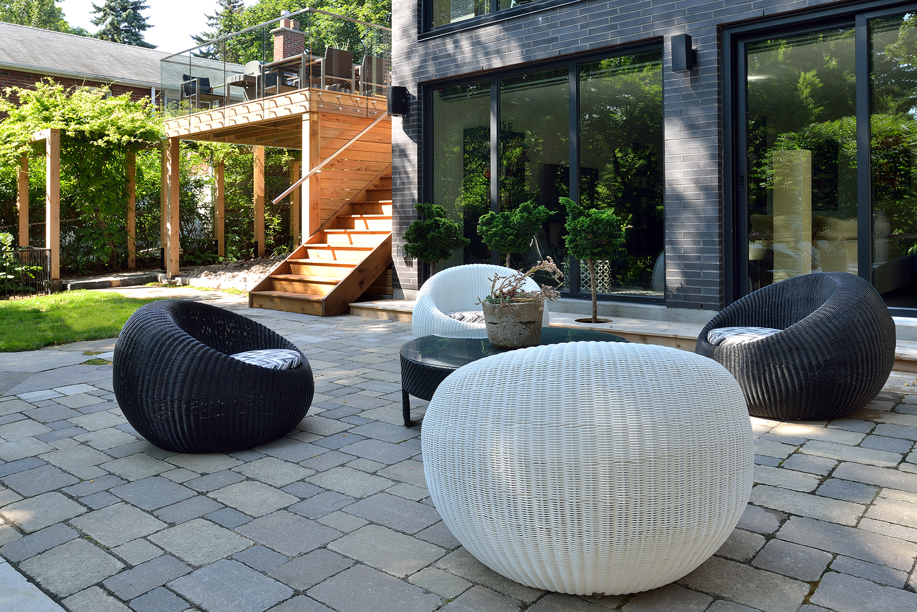 Wicker Beanbag Chairs