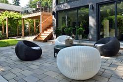Wicker Beanbag Chairs