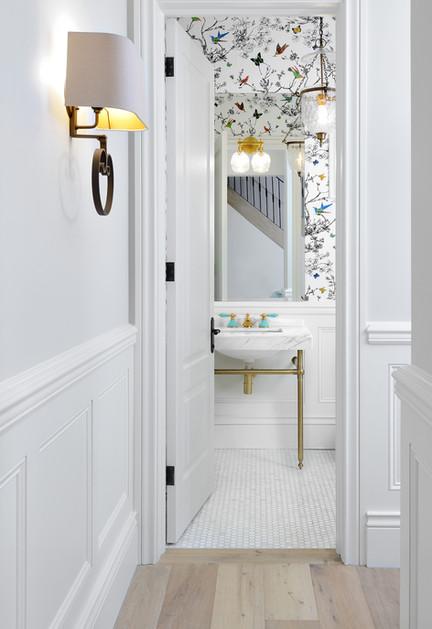 Guest Bathroom Beauty