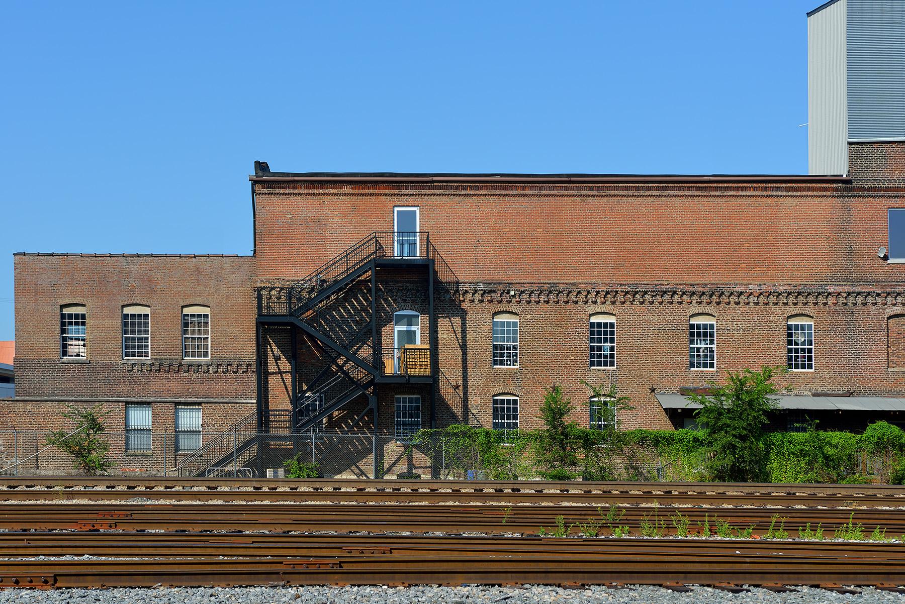 Nashville Railroad