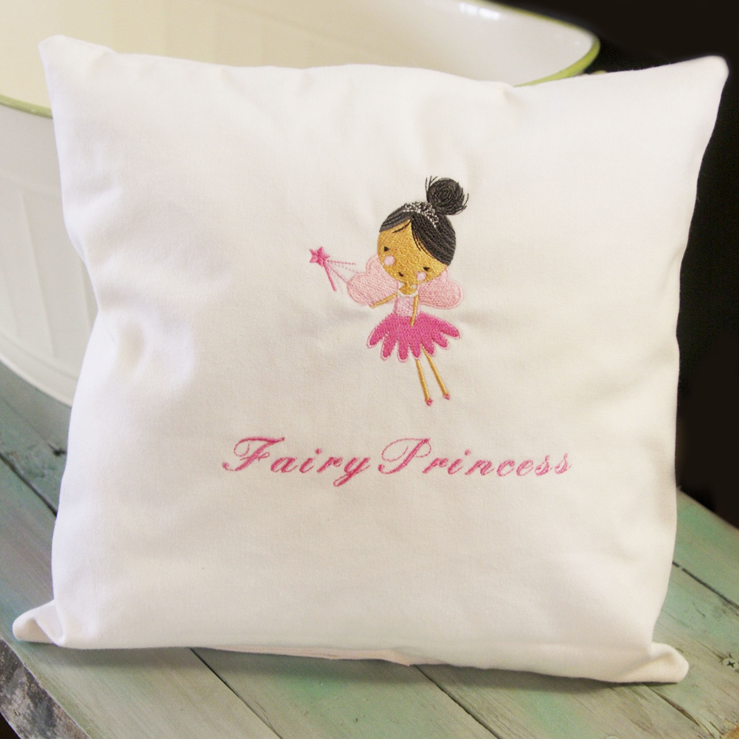 Fairy Princess Pillow