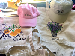 Canvas Bags & Hats