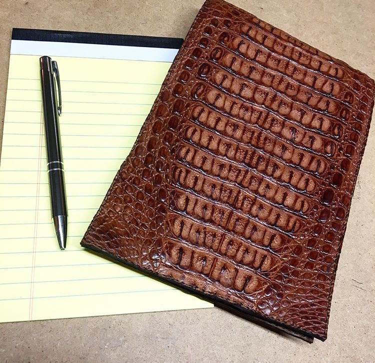 Caiman Legal Pad Book