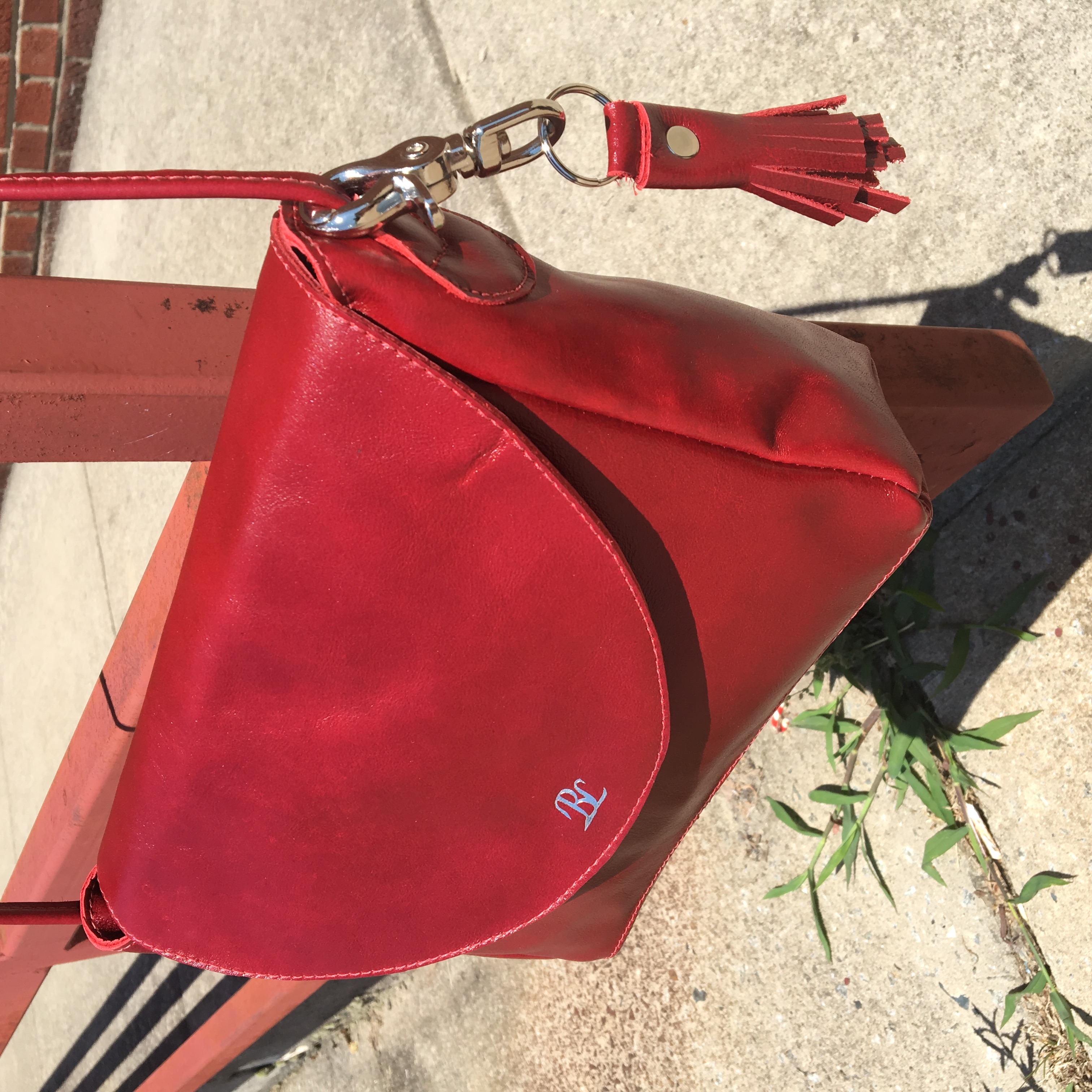 Red Hillary Bag