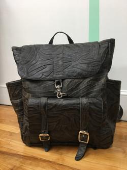 Zebra Men's Backpack