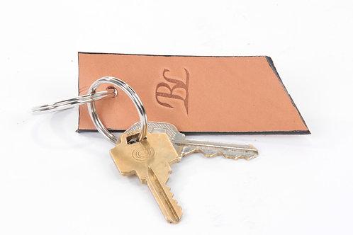 Veg Tan BL Keychain