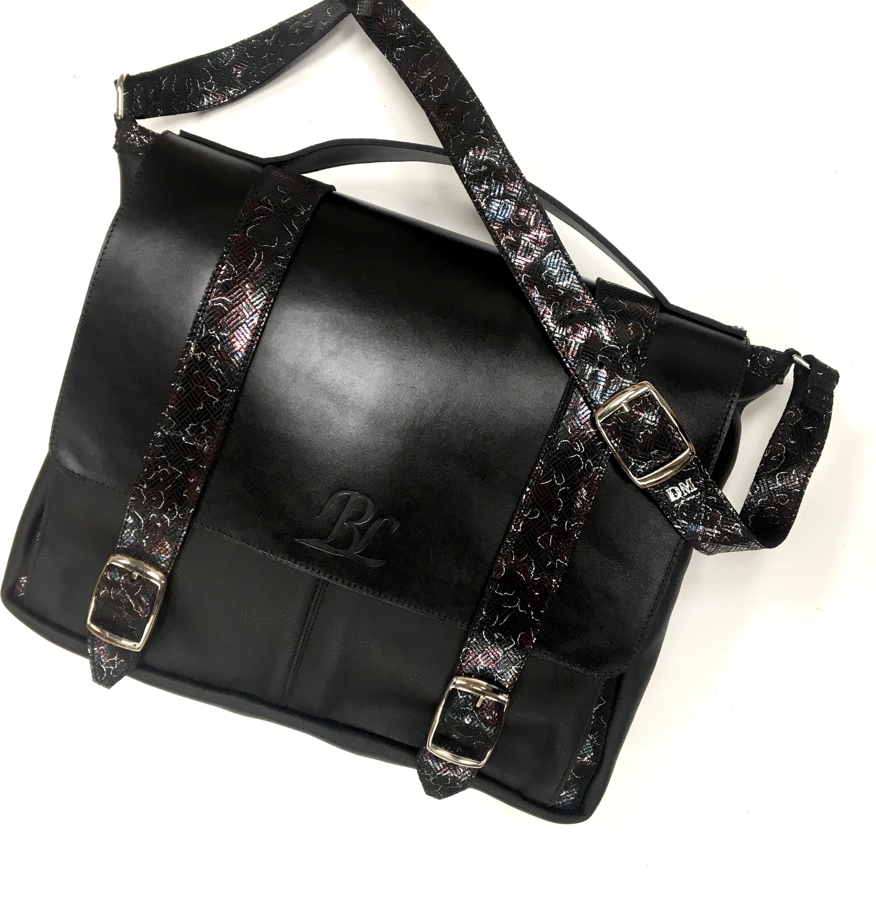 Black Celand Bag