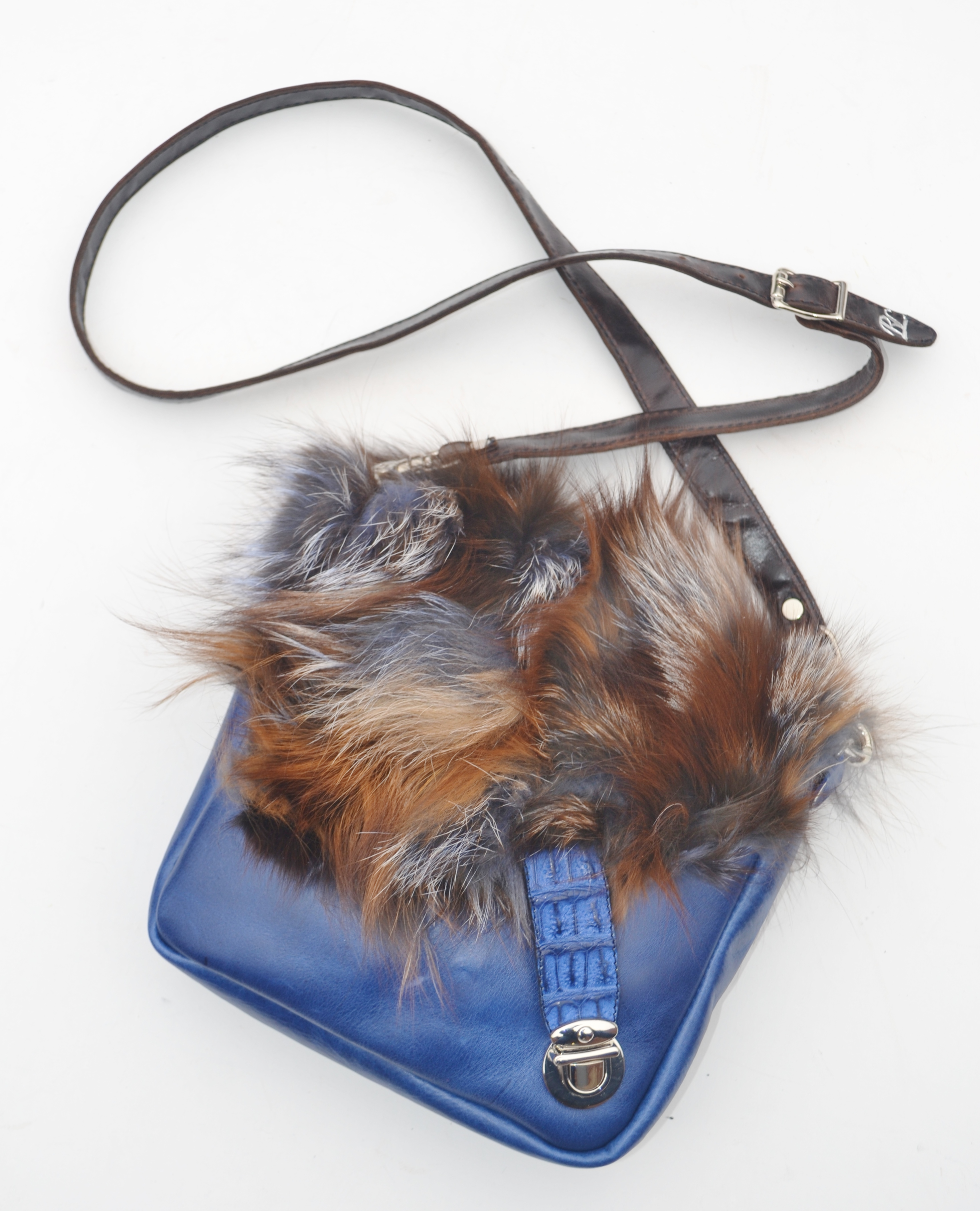 Fox Fur Tia Bag